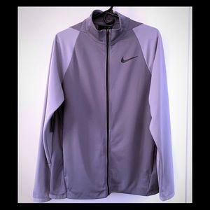 NIKE Men's(Size S) DRI-FIT Zip-up Training Jacket